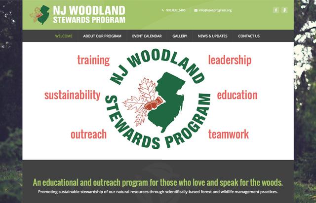 latest news new jersey woodland stewards program